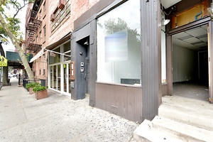 WOW! Well Priced! West Village Retail Space on Hudson Street Near PATH Train